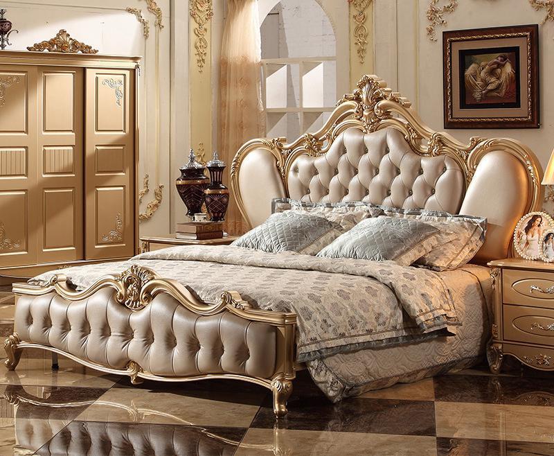 Italian classic bedroom furniture