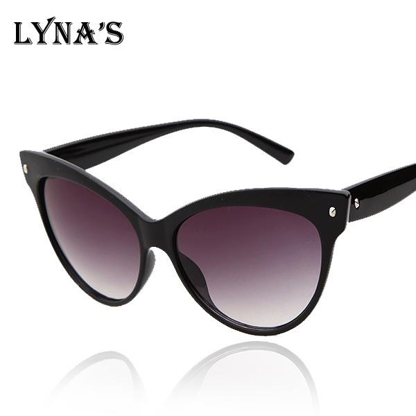 New Brand Vintage Eyeglasses cat eye Sunglasses Oversized ...