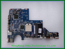 Free Shipping 592809-001 Laptop motherboard for HP/ Compaq CQ62 G62 CQ42 G42 laptop motherboard DA0AX2MB6E1 REV: E 100% Tested(China (Mainland))