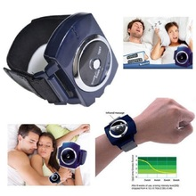 Infrared Intelligent Anti Snore Wristband Watch Cessation Stop Cure Solution Pure Sleeping Night Aid Free Shipping