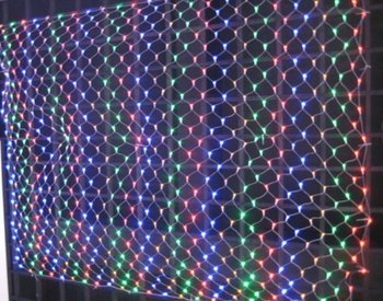 Net light led lights flash lamp set star light 2 * 3 meters 320 lamp festival Christmas decoration products