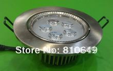Free shipping wholesale best quality 5W recessed ceiling luminaire CE&RoHS(China (Mainland))