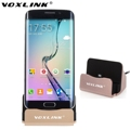 VOXLINK Micro USB Charging Syncing Docking Station Universal Mobile Phone Charger for iphone 6s 5s Samsung