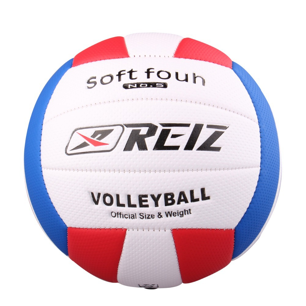 Official Size 5 PU Volleyball High Quality Match Volleyball Indoor&Outdoor Training ball With Net Bag V601A(China (Mainland))