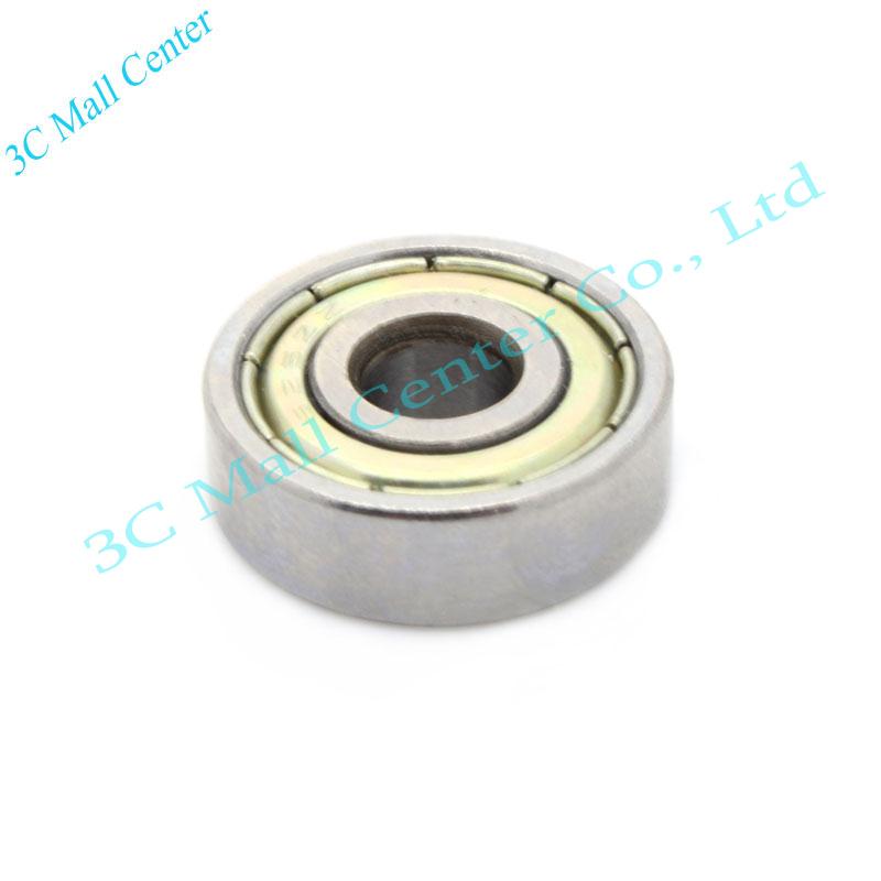 10pcs lot 623zz bearing 3x10x4 Miniature deep groove for 3d printer Freeshipping