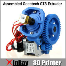 Free Shipping Hot Selling Assembled Geeetech GT3 Extruder 3d Printer Accessories GT035