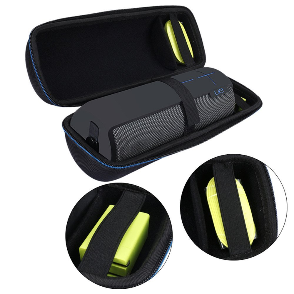 2017 New Top Travel Carry Protection Portable Sleeve Protective Cover Case Pouch Bag For UE Megaboom Wireless Bluetooth Speaker(China (Mainland))