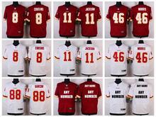 100% Stitiched,Washington Redskins,Kirk Cousins,DeSean Jackson,Jordan Reed,Josh Norman,Alfred Morris,Sean Taylor,Pierre Garcon(China (Mainland))