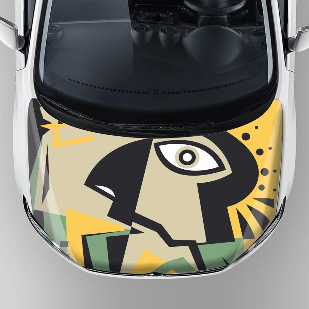 Car body sticker design singapore - Car Sticker Maker In Delhi Custom Hood Decals