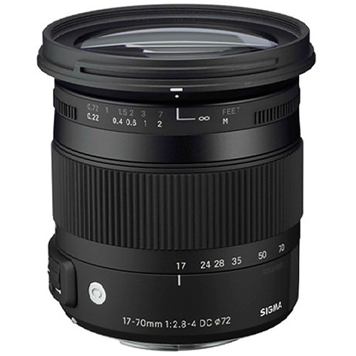 Sigma 17-70mm f/2.8-4 DC Macro OS HSM Lens for Nikon D3000 D3100 D3200 D5000 D5100 D5200 D80 D90 D7000 D7100 D300(China (Mainland))