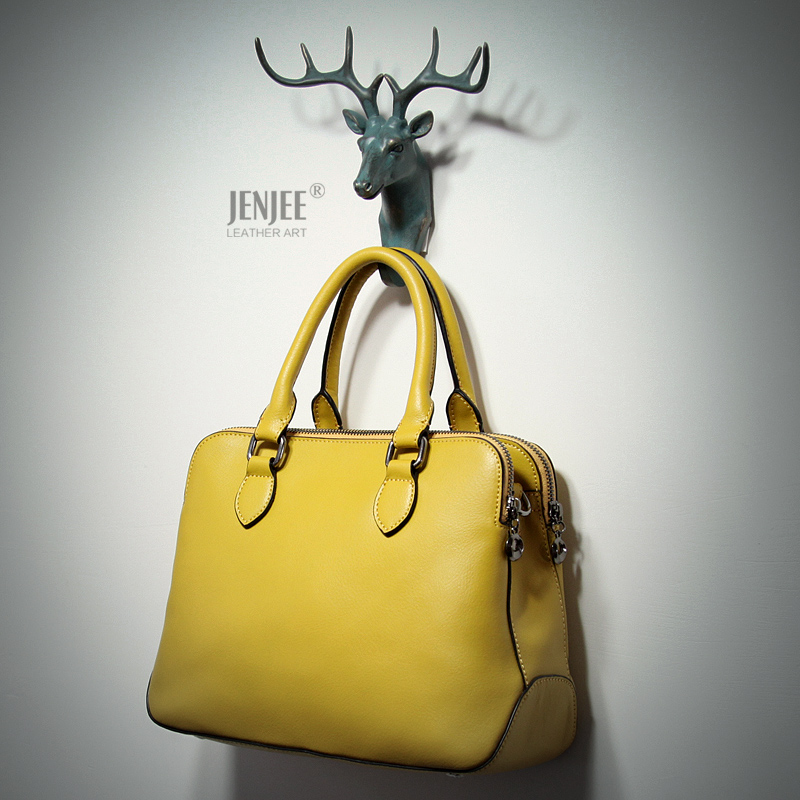 Genuine Leather Bag 2015 New Summer Paragraph Tide womens Killer Small Tote<br><br>Aliexpress