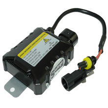 Slim Digital xenon HID ballast 55W Replacement xenon ballast 55w Electronic ballast D2S H1 H3 H4 H7 H11 9005 9006 H13