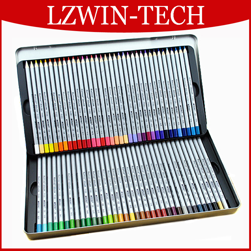 Colored Pencils Names Color Pencil Set With Iron