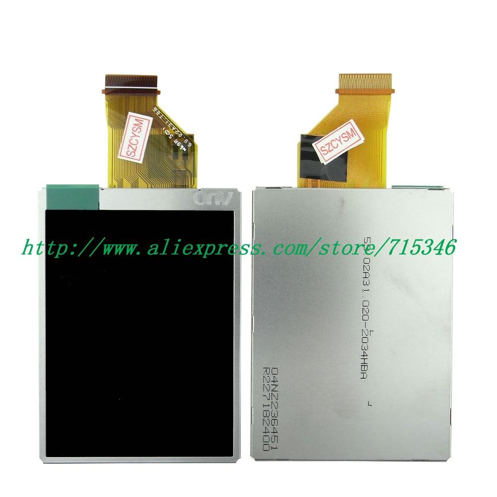 NEW LCD Display Screen For BenQ C1268 AE110 AE115 C1280 For AIGO V200 E210 Digital Camera Repair Part + Backlight(China (Mainland))