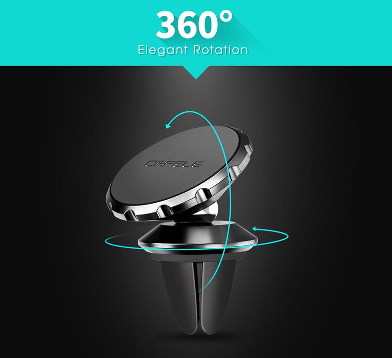 4 Magnetic car holder