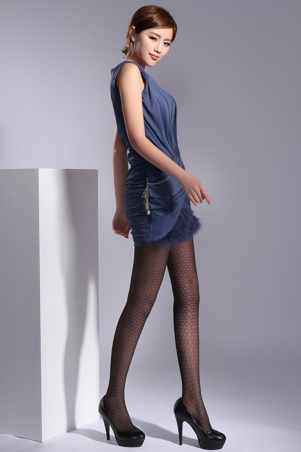 Gooooostooooosaaaaaaa pantyhose fashion photography