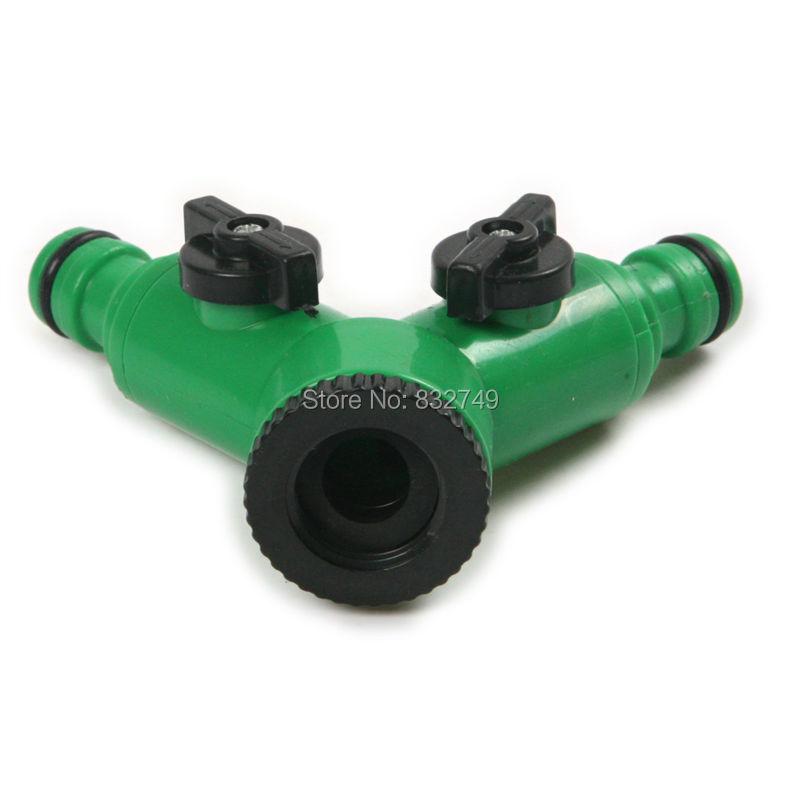 Acheter 1 pcs tuyau d 39 arrosage irrigation for Adaptateur robinet interieur tuyau arrosage