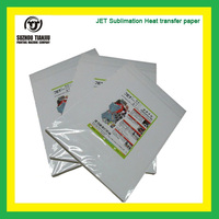 TJ Sublimation Heat Transfer Printing Paper 100sheet/pack A4