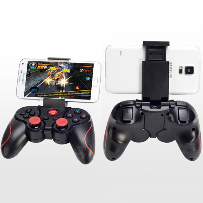 Newest Bluetooth Wireless Controller Game Remote Console Gamepad Joystick for Android Smart Phone Tablets TV xiaomi # F1081(China (Mainland))