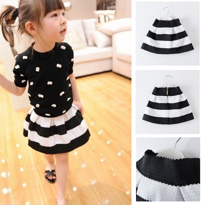 Гаджет  Girls Tutu Skirt Baby Children Girls Black And White Princess Party Skirts Kids Pettiskirts 2015 New Ballet Saias Skirts Q04 None Детские товары