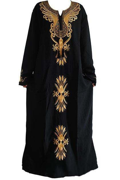 online kaufen gro handel abaya kleid aus china abaya kleid. Black Bedroom Furniture Sets. Home Design Ideas