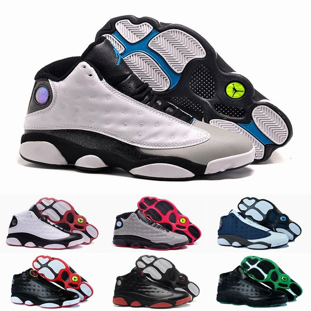 2016 new 23 colors air china jordan 13 shoes retro boots men euro size 41 to 47