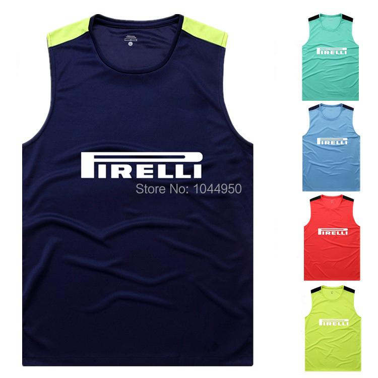 Inter Mi 14-15 summer new training vest Quality Design Tank top football Sleeveless shirt soccer Jersey brand wicking Undershirt(China (Mainland))