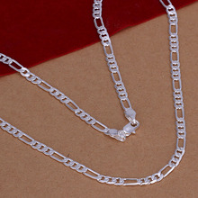 factory price top quality 925 sterling silver jewelry necklace fashion cute necklace pendant Free shipping SMTN102