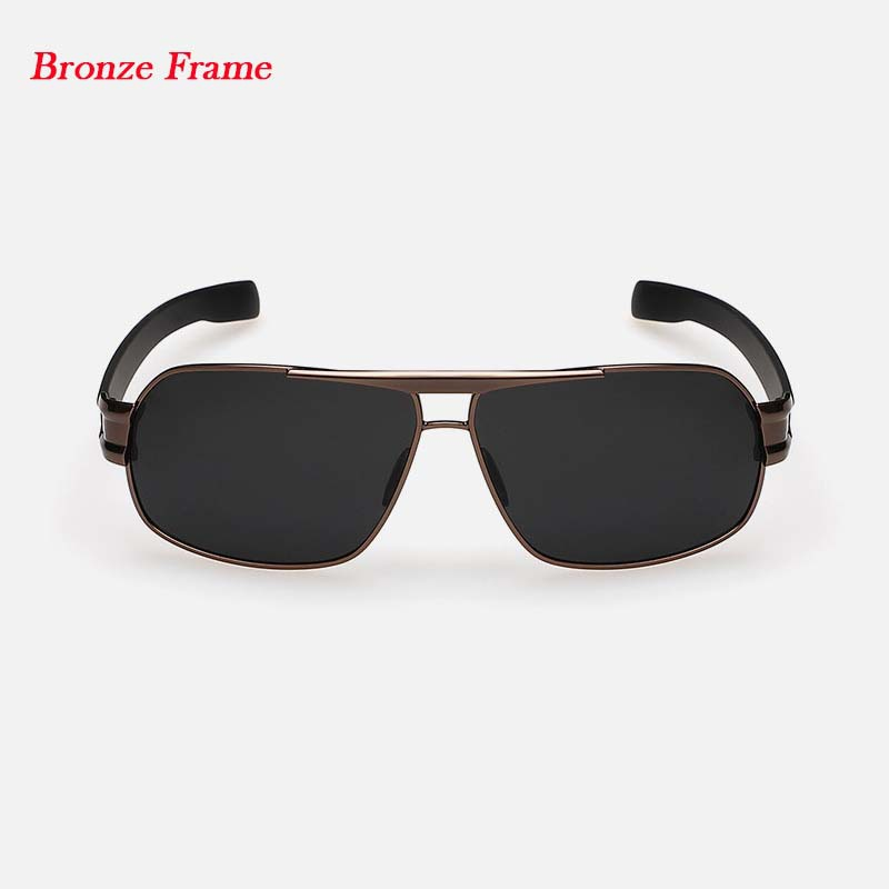 Classic Cool Men Polarised Sunglasses 3 Color To Choice(China (Mainland))