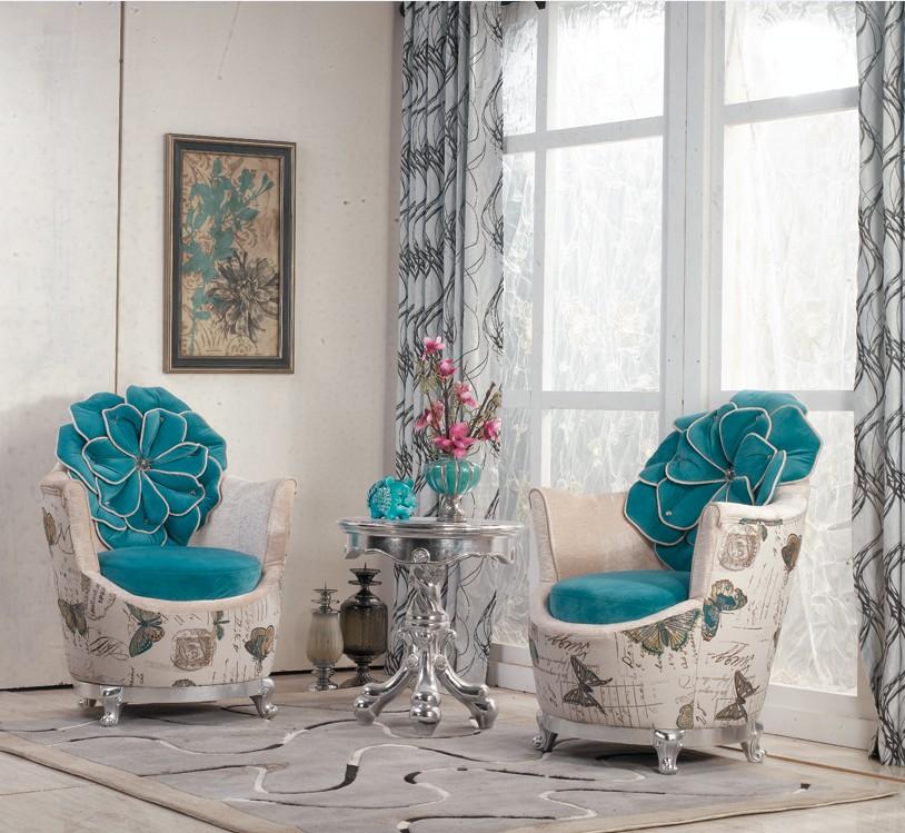 European Style Living Room Beautiful