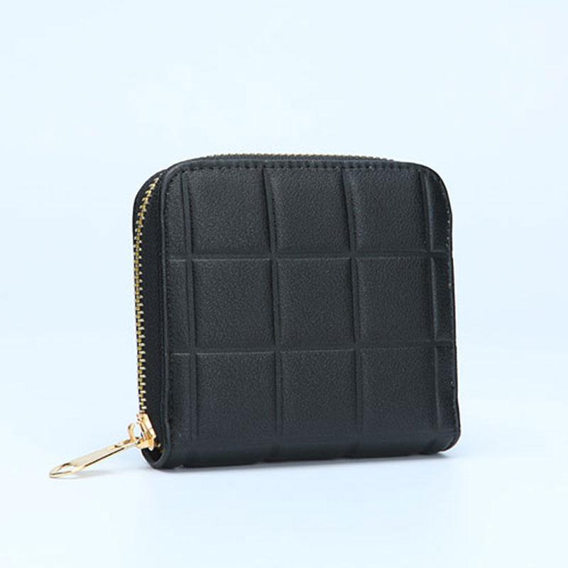 2016 New High Quality wallet Ladies fashion Purses PU Leather Women font b Plaid b font