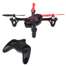 Original Hubsan X4 H107C 2.4G 4CH RC Drone RTF Quadcopter With 2MP Camera HD Black & Red
