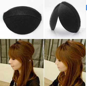 Lackingone2pcs/Set Magic Hair Fluffy Sponge Princess Head Secret Updo Tuck Fashion Hair Styling Accessories Tiara(China (Mainland))