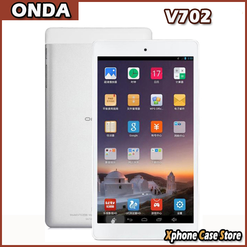 Original ONDA V702 7 0 Android 4 4 Cheap Tablet PC A33 Quad Core ARM Cortex