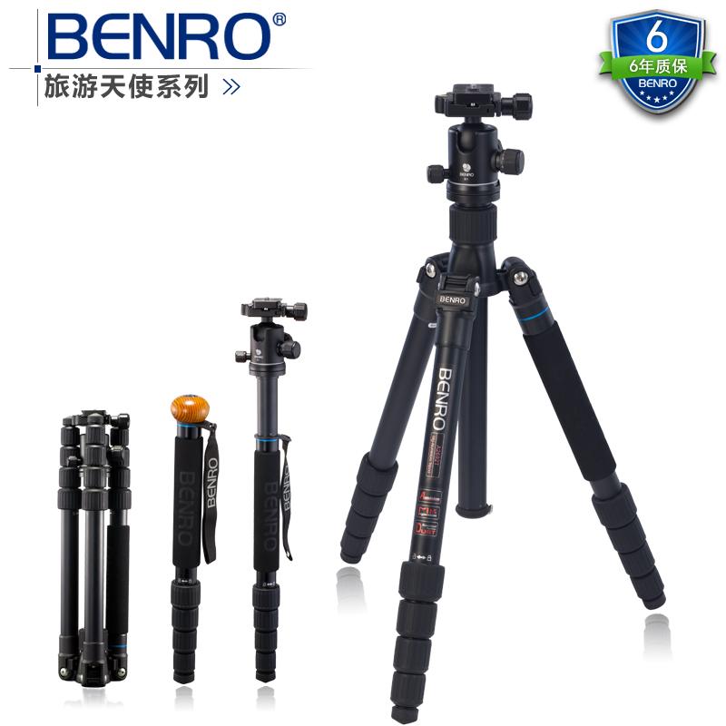 BENRO A1692TB0 Travel Tripod For SLR Camera Reflexed Bracket Aluminium Alloy Professional Tripod For Photographer High Quality(China (Mainland))