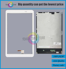 White Full LCD DIsplay + Touch Screen Digitizer Replacement Huawei Mediapad T1 10 Pro LTE T1-A21L T1-A22L - time store