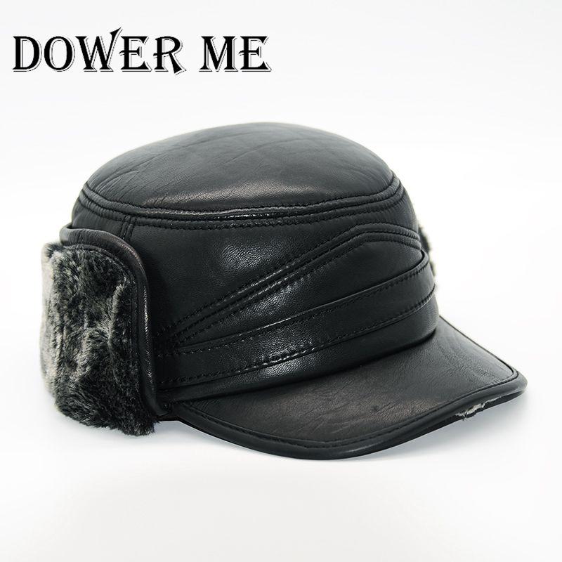 Popular Sheepskin Bomber Hat Buy Cheap Sheepskin Bomber