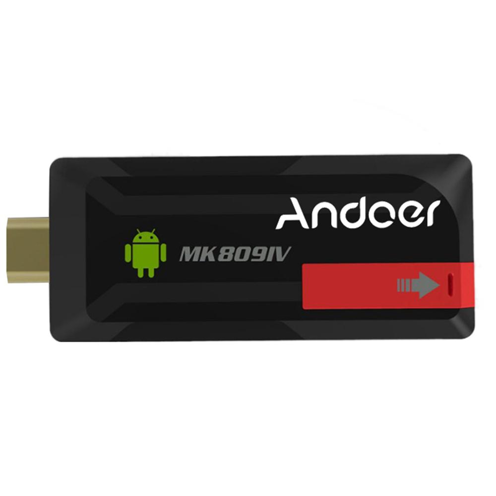 MK809IV Android 4.4 TV Stick Dongle Quad Core RK3188T 2G/16G XBMC Bluetooth 4.0 DLNA WiFi HDMI USB Mini PC Smart Media Player EU(China (Mainland))
