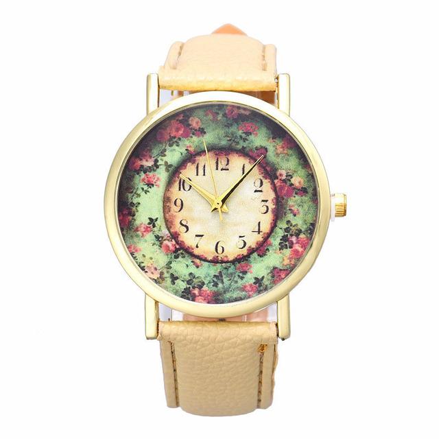 Zegarek damski Flowerfull różne kolory
