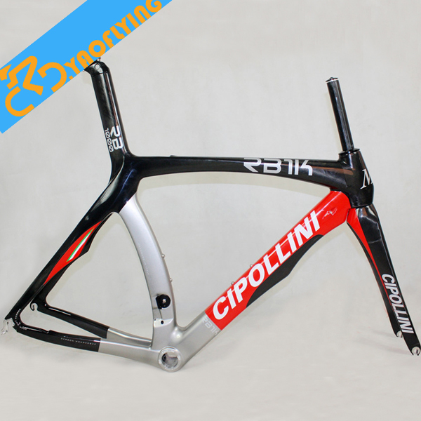 Popular Cipollini RB1K bike frame,simple carbon bike frame light weight carbon road bike frame for racing(China (Mainland))