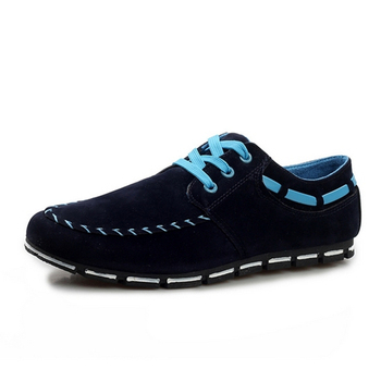 New Arrival 2015 Gommini Driving Shoes Men Loafers Leather Mens Boat Shoes Male Casual Mocassim Masculino Shoes 5 Color 39-44
