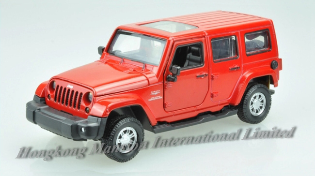 132 Car Model For Jeep Wrangler (6)