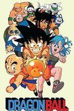 Free shipping Dragon Ball Classic Japan Anime Art Silk Wall huge Poster 24×36″ DB1