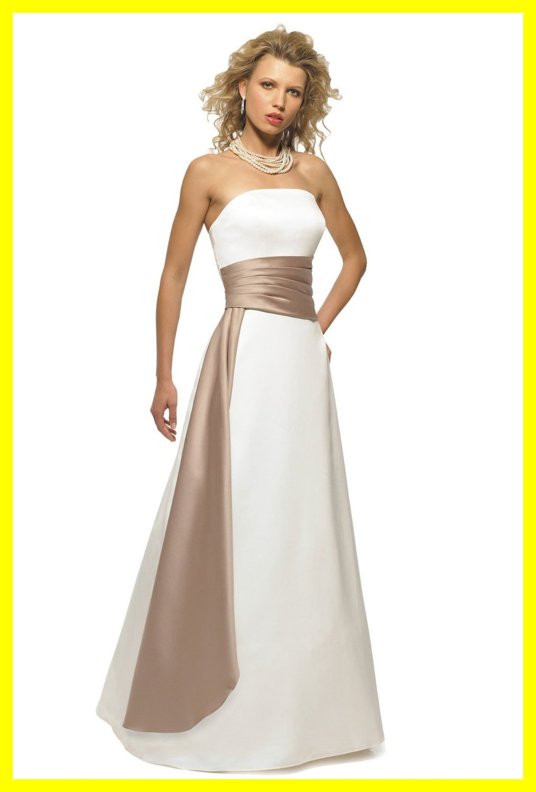 Bridesmaid dresses northern ireland yellow bridesmaids for Yellow wedding dresses for sale