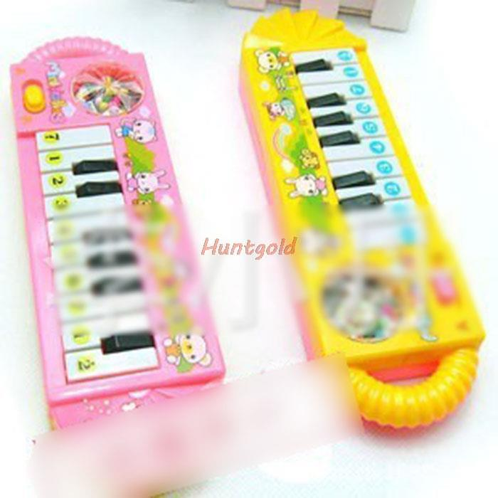 1pcs New Useful Popular Baby Music Piano Toy For Kids Infant Child Early Music Learning&Education Musical Toy(China (Mainland))