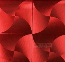 Hotel KTV Rooms Foil Gold Wallpaper TV Backdrop Wallpaper Roll For Living Room Papel De Parede Roll Red Wallpaper(China (Mainland))
