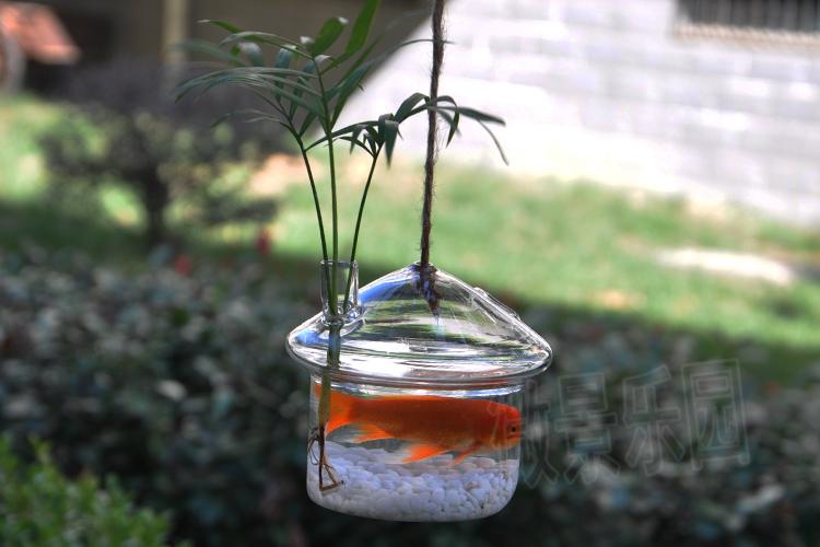 Hang Fish Tank Shop Decoraiton Mushroom Vase 100% Handmade House Vase Wedding Favors And Gift(China (Mainland))