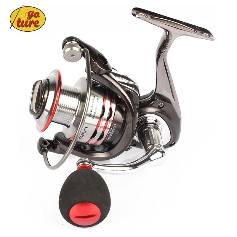 Spinning Fishing reel 12+1 BB Metal Fishing reel carp fishing saltwater reel Wholesale Fishing ree MR2500-MR5000l