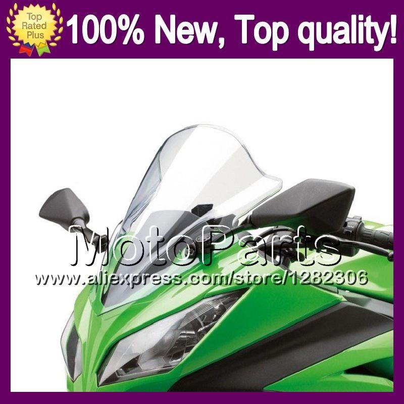 Clear Windshield For HONDA CBR929RR CBR900RR 00 01 CBR 929RR CBR 929 RR CBR929 RR 2000 2001 *141 Bright Windscreen Screen