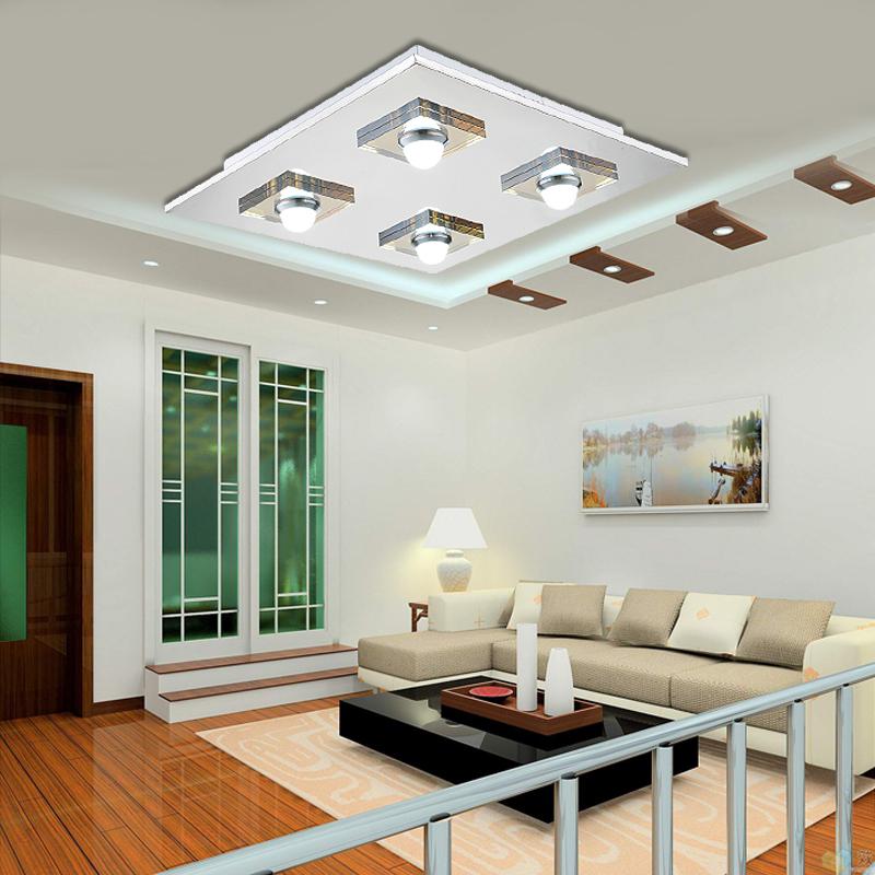 Stainless Steel Modern Minimalist Living Room Bedroom